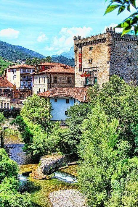Potes Cantabria Spain Spain And Portugal Northern Spain