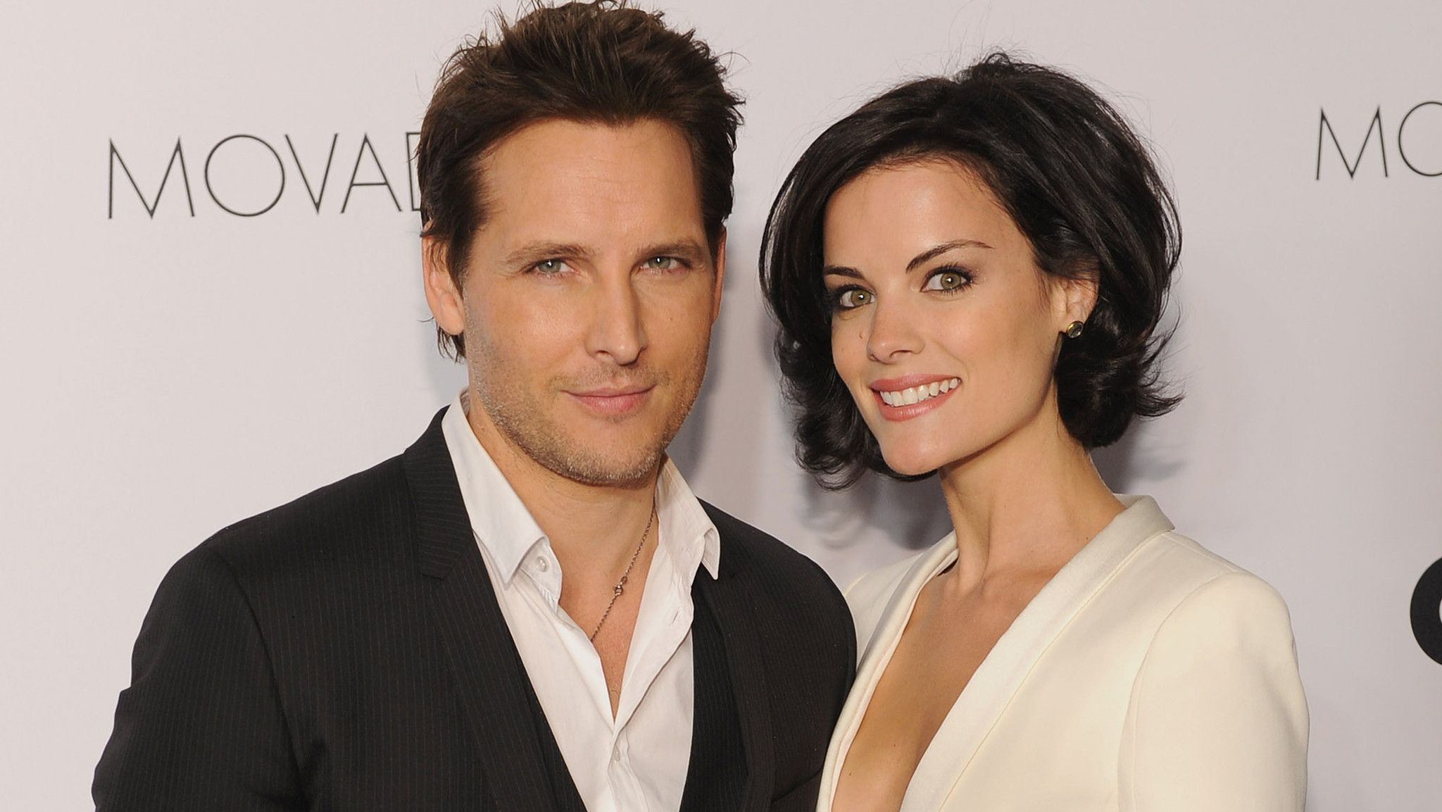 jaimie alexander & peter facinelli - his 2nd, her 1st ...