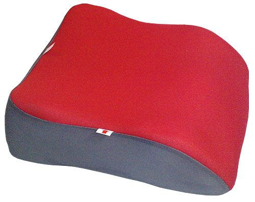 Slimline Car Booster Seat For Narrow Seats