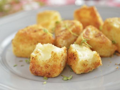 Croquettes De Camembert Facon Normande Recette Aperitif Dinatoire Alimentation Recettes De Cuisine