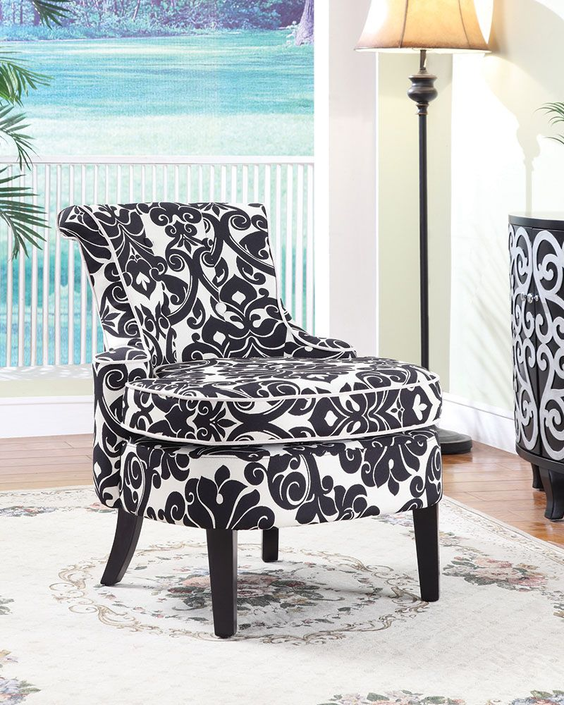 Best Leslie Accent Chair Jerome S Furniture Powell 400 x 300
