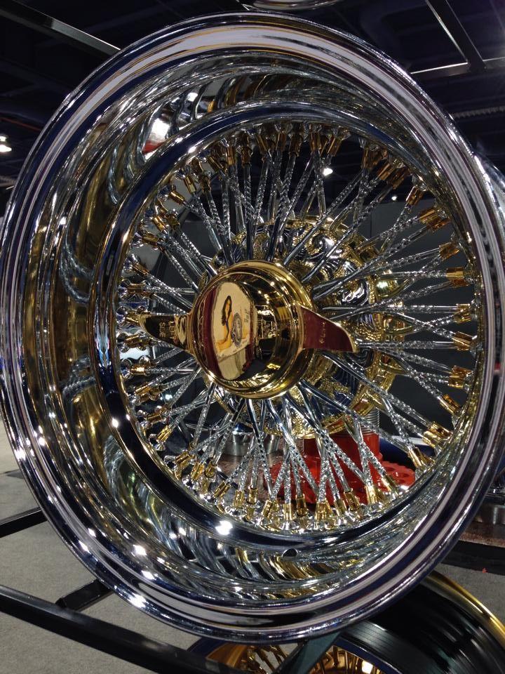 Pin On Turbine Wire Wheels