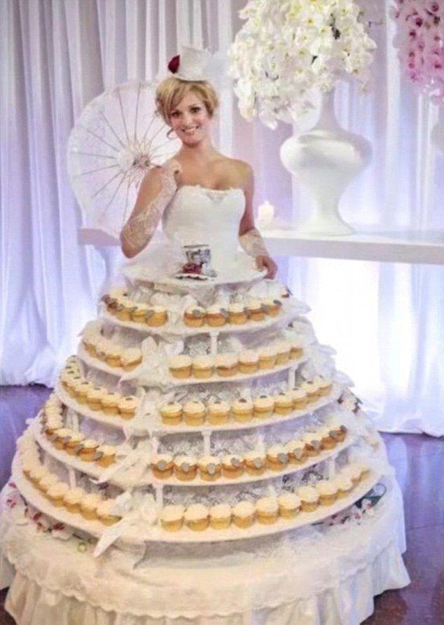 Weirdest wedding dresses ever