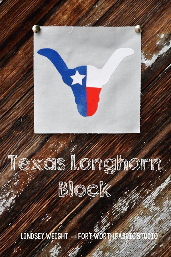 Fort Worth Fabric Studio: Texas QAL   quilts   Pinterest
