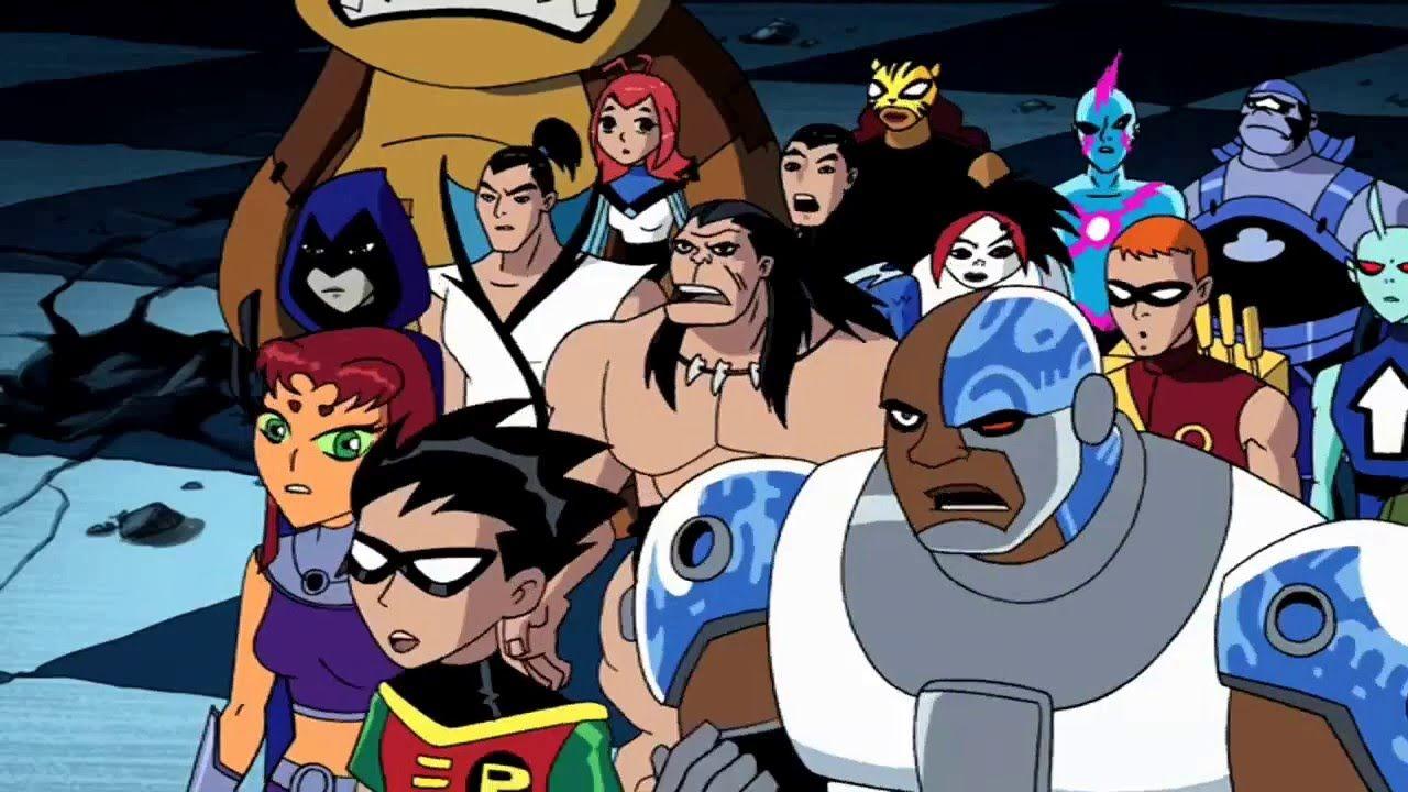 Teen Titans Final 82