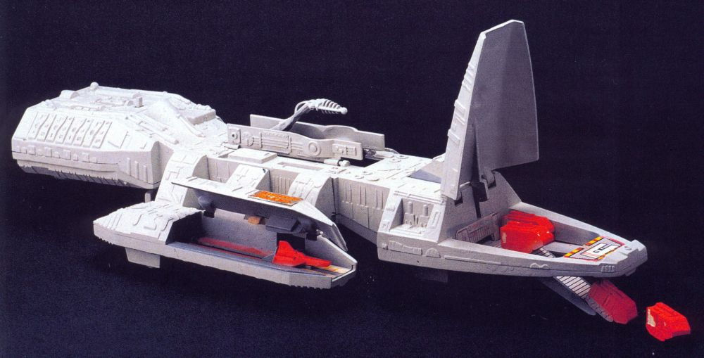Opinion vintage battlestar galactica toys