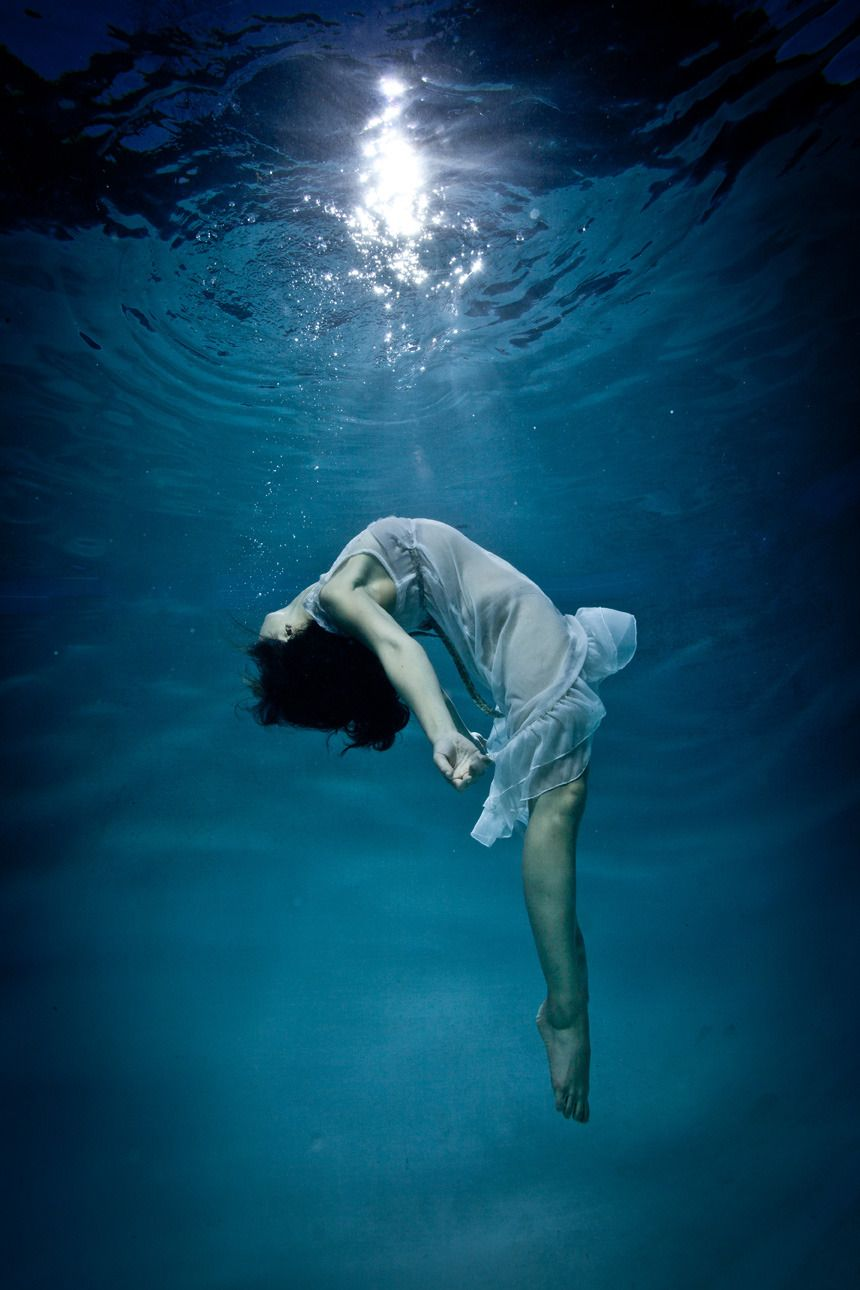 Abduction Photography Dance Water