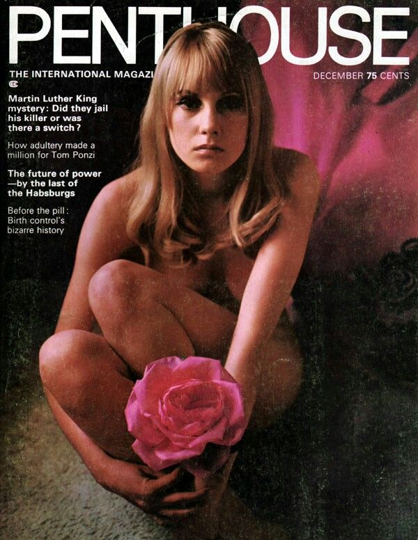 Penthouse Cover - December 1969