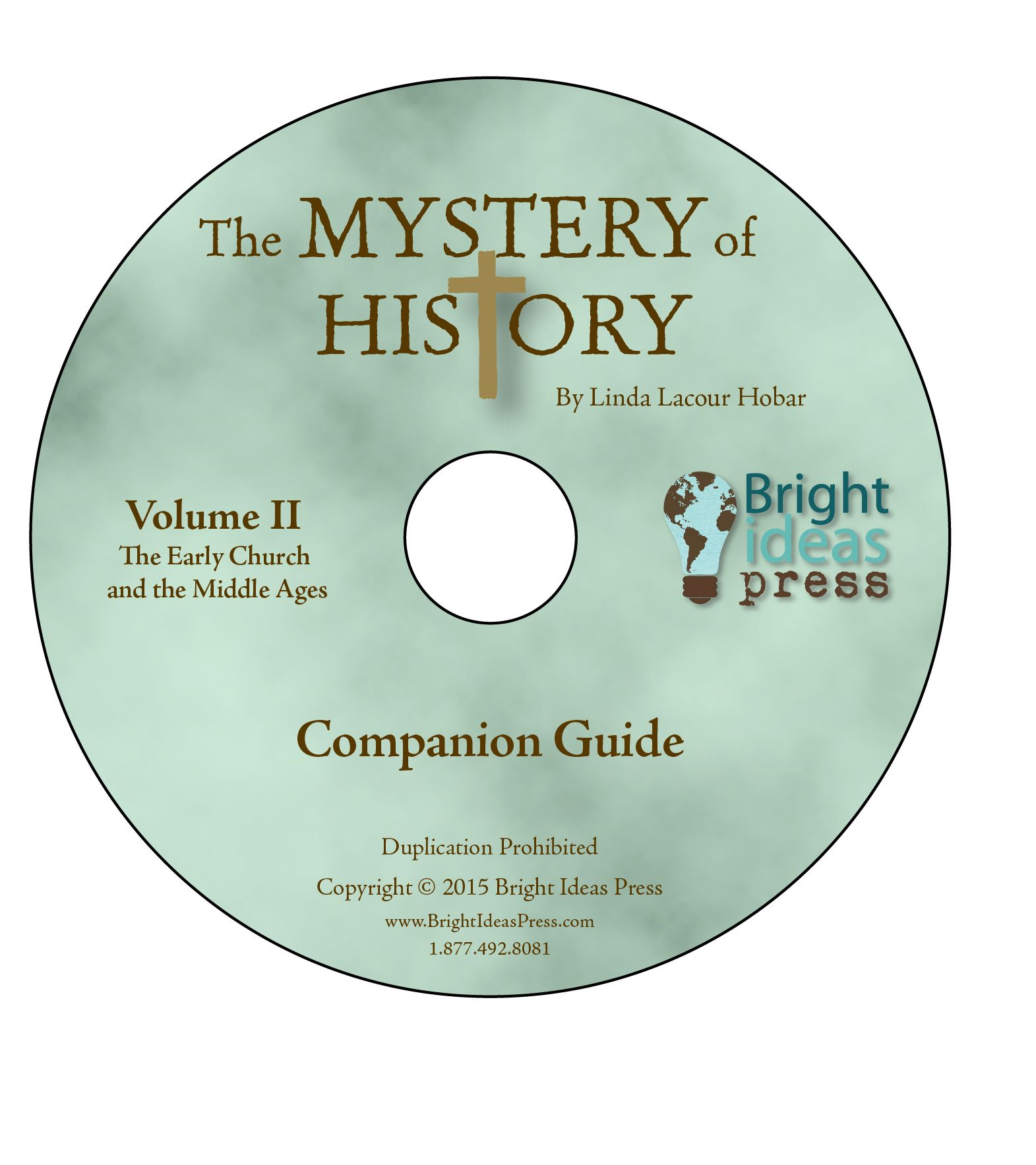 The Mystery Of History Volume Ii Companion Guide With