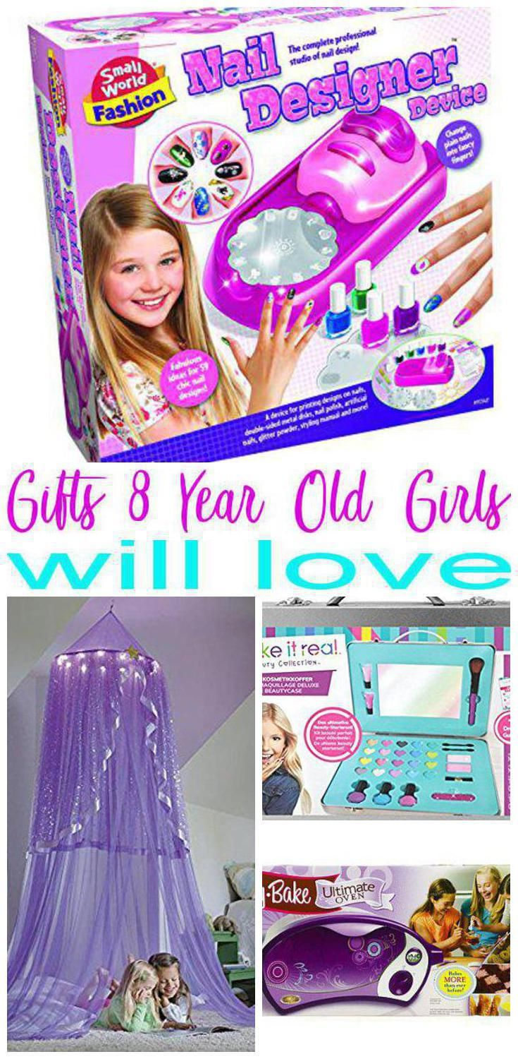 8 Year Old Christmas Gift.Best Gifts For 8 Year Old Girls Gift Guides Christmas