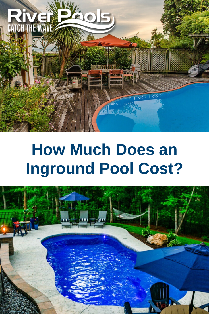 How Much Does An Inground Pool Cost Pools Backyard Inground Pool Cost Small Pools Backyard