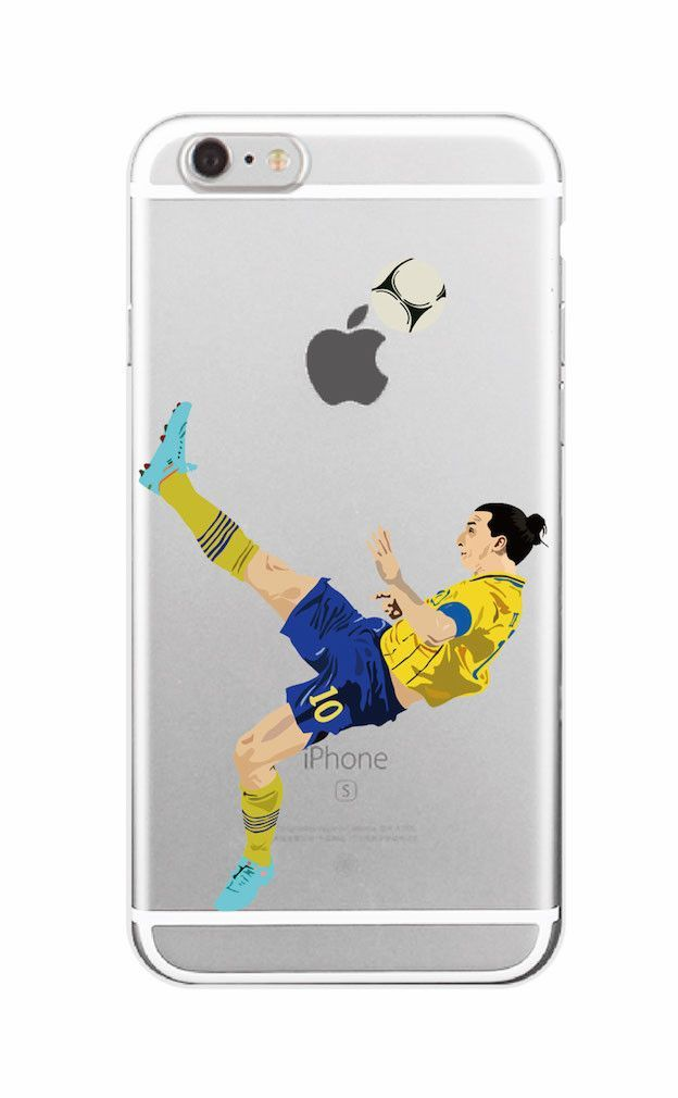 d503cc17c62 Sport Football Soccer Star Cristiano Ronaldo Messi Soft TPU Phone Case  Coque Fundas For iPhone 7 7Plus 6 6S 5 5S SE 5C 4 4S