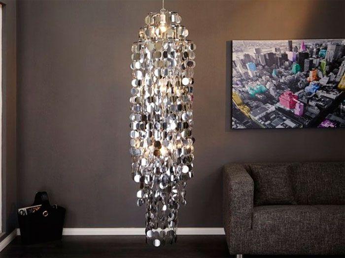 Tipos de lamparas modernas Tipos de lámparas Pinterest
