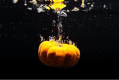 Tutorial: Obst und Gemüse im Wasser