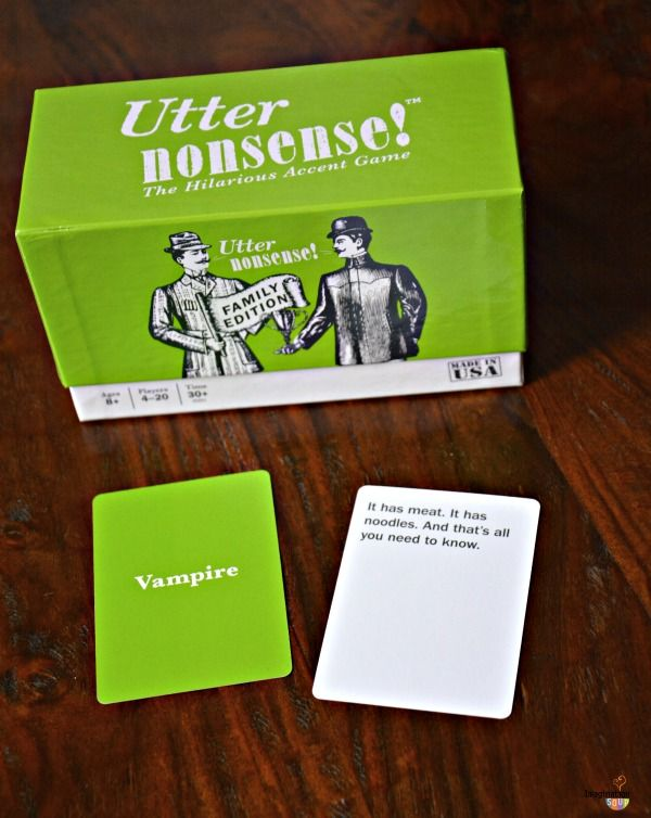 Family fun with utter nonsense the hilarious accent game family family fun with utter nonsense the hilarious accent game love this game colourmoves