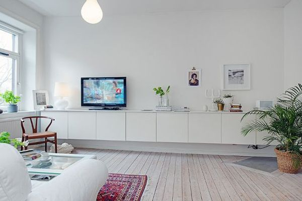 35 Tidy And Stylish IKEA Besta Units Home Design And Interior - küche online planen ikea
