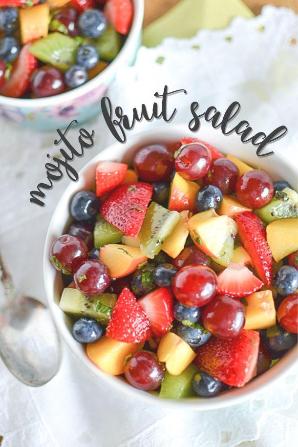 Summer Fruit Salad Recipe Summer Salads With Fruit Salad Recipes Healthy Easy Fruit Salad