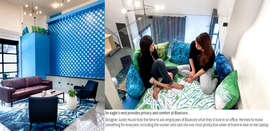 Decor + Design  Inspirations behind the world's #coolest #office interior #design & #decor http://ow.ly/Yv77R