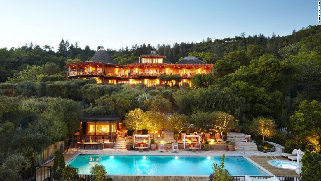Hotel rankings: 10 top U.S. luxury lodgings (With images