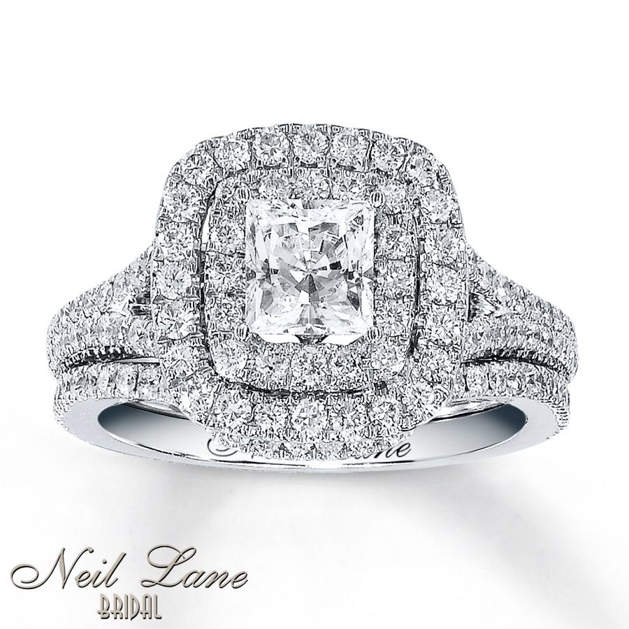 Image From Http Www Jared Com Images Products 9908 990888202 Mv Zm Jar Jpg Neil Lane Engagement Rings Yellow Gold Wedding Ring Neil Lane Bridal Set