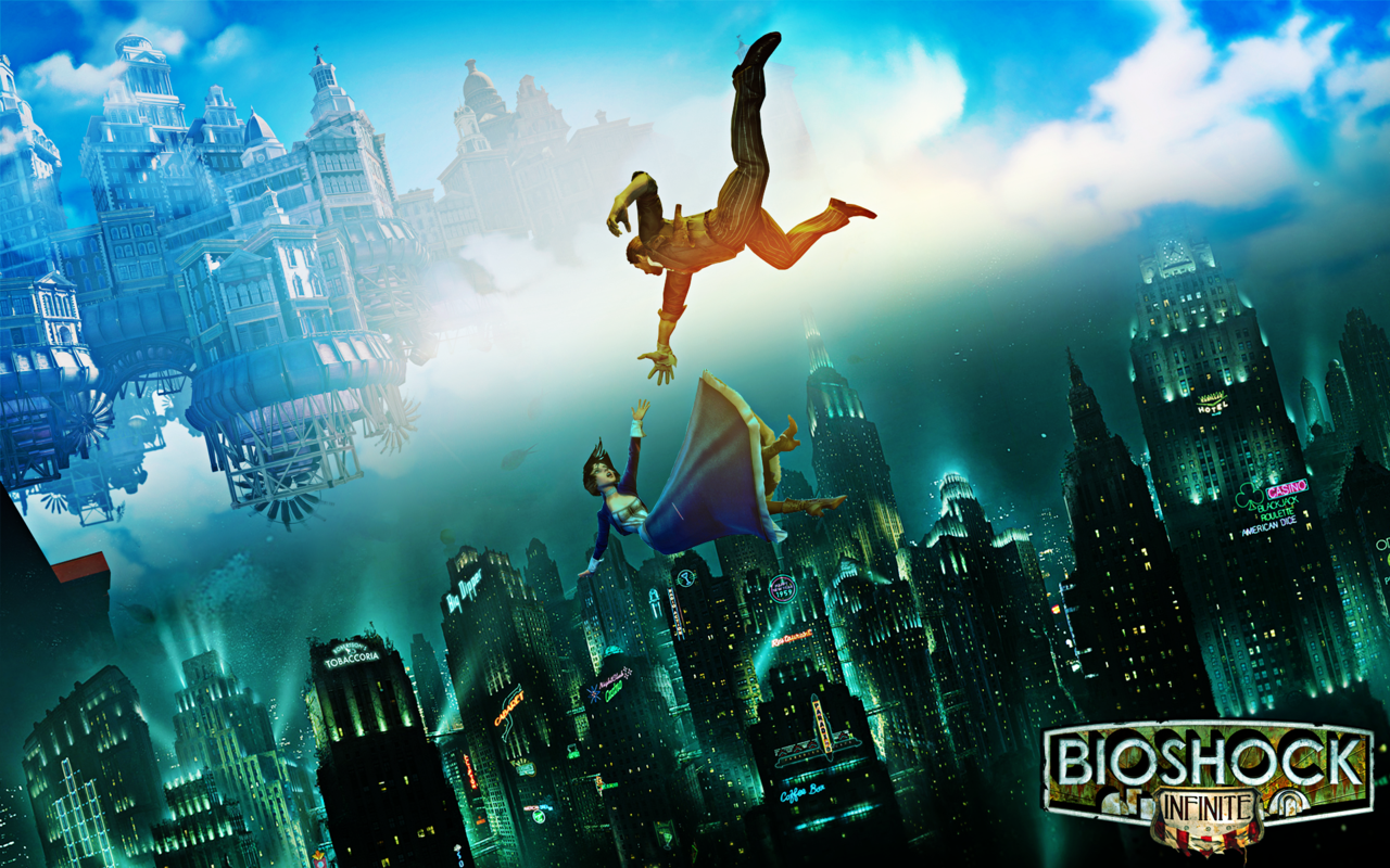 BioShock Infinite HD Wallpapers and Backgrounds | HD Wallpapers | Pinterest | Bioshock