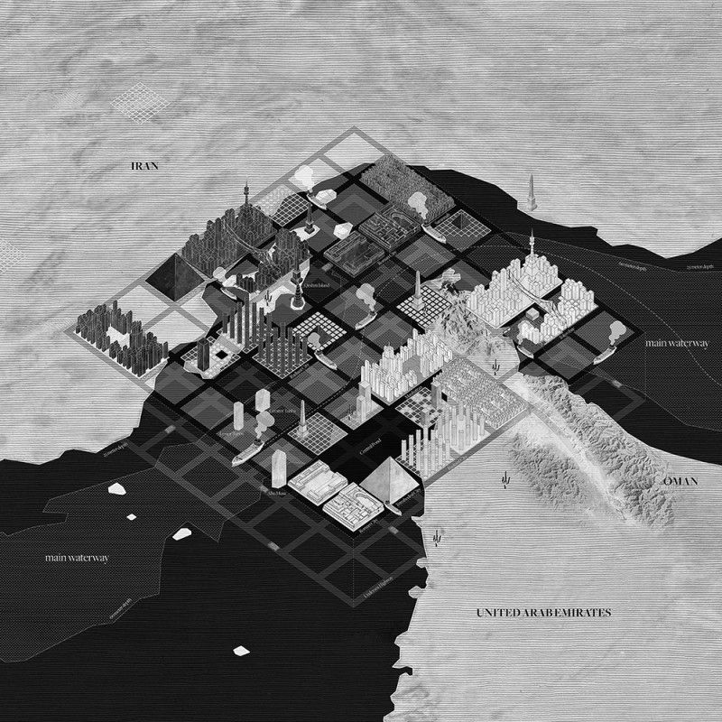 Kuwait Pavilion at the Venice Biennale Between