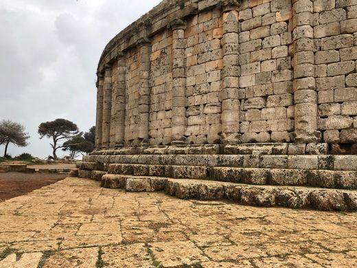 Royal Mausoleum of Mauretania – Tipaza, Algeria - Atlas Obscura