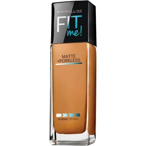 Maybelline Fit Me! Matte + Poreless Foundation, Toffee | drugstore.com