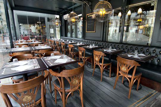 Au Bureau Grenoble La Terrasse Bureau Restaurant Grenoble