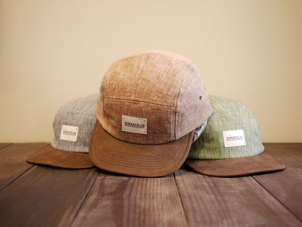 "LAB Taipei : DeMarcoLab ""SABRINA CAMP CAP"""