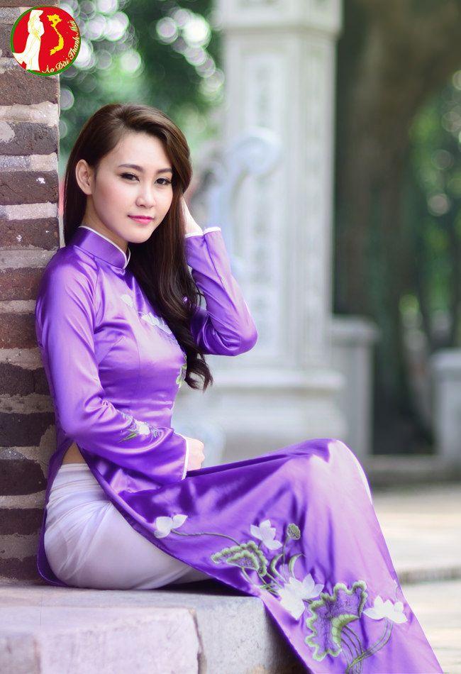 Pin by marknvy ao dai on áo dài | Ao dai, Traditional