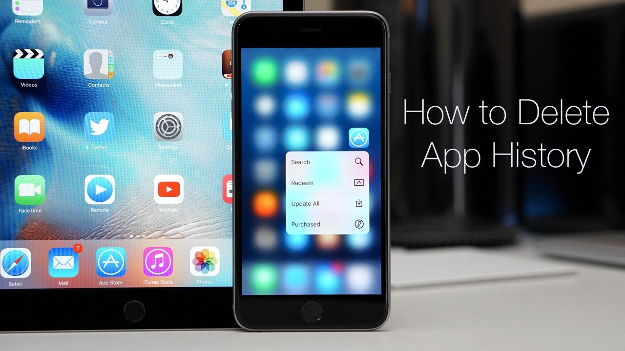 How To Delete App Purchase History On Iphone Ipad And Mac With Images Purchase History Iphone App