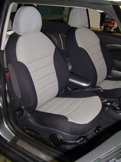 Mini Cooper Pattern Seat Covers Cars Seat Covers Car