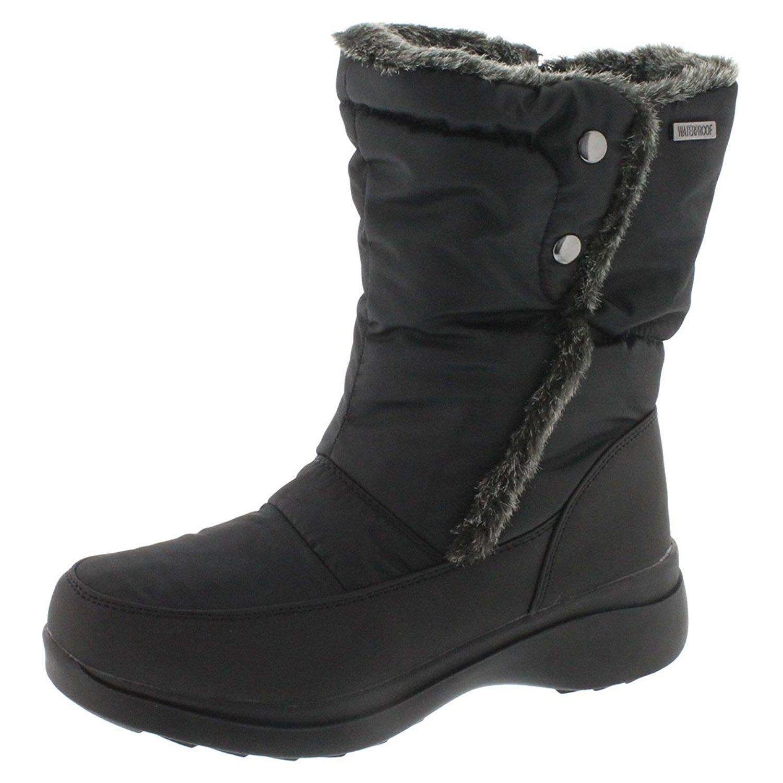 Cassie Pull On Waterproof Winter Boot