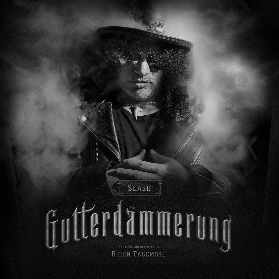 """Trailer do filme """"Gutterdämmerung"""" – e seu elenco de rockstars. #fridom #gutterdammerung #music #rock #slash #gunsnroses"""