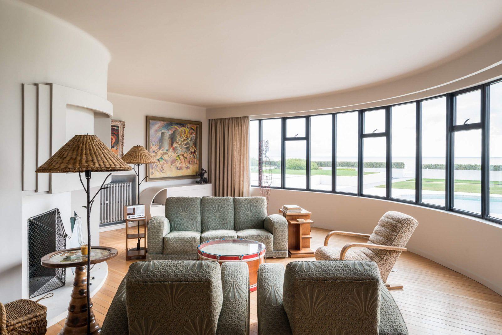 Image result for streamline moderne house   Interiors   Pinterest ...