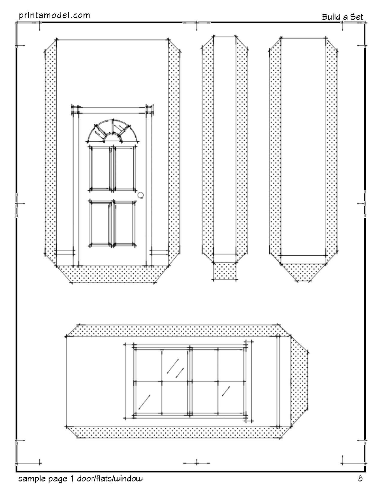 Pin By Mark Ellison On White Card Model Set Design For Theatre Stage Set Design Stage Design Design