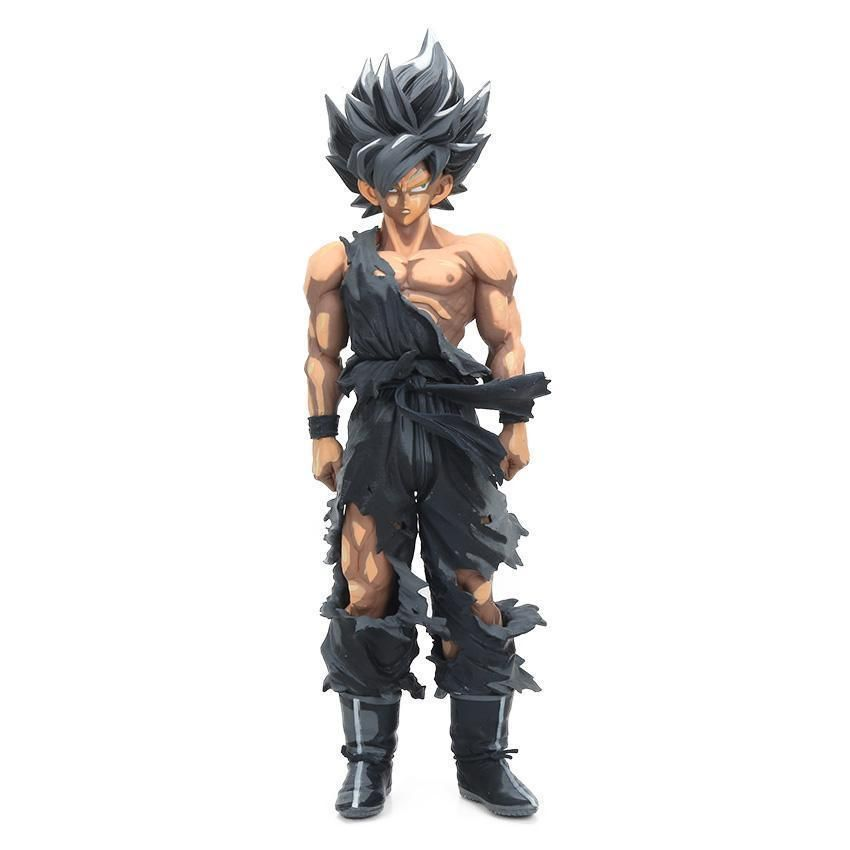 MSP Dragon Ball Z Vegeta Chocolate Ver PVC Figure Toy Gift