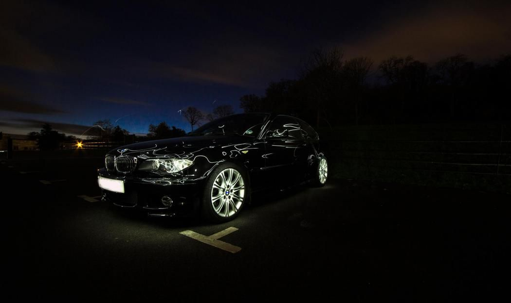This Free Stock Photo Is About Bmw Night Sky 10 22mm Canon