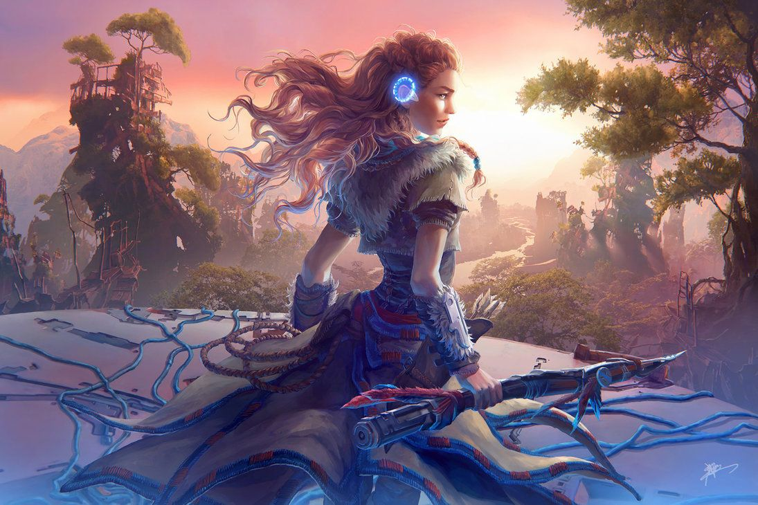 Image Alloy From Horizon Zero Dawn Playstation4 Ps4 Sony Videogames Playstation Ga Horizon Zero Dawn Wallpaper Horizon Zero Dawn Horizon Zero Dawn Aloy