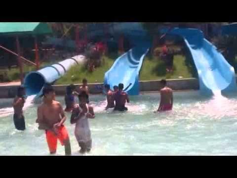 Full Of Fun With Water Tunnels At Kolkata Aquatica Water Park Water Park Park Fun