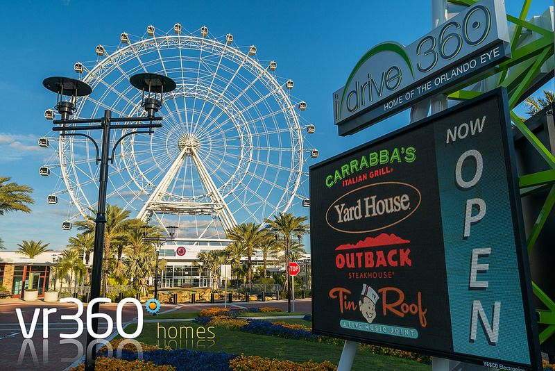 Idrive 360 Restaurant List Orlando Eye