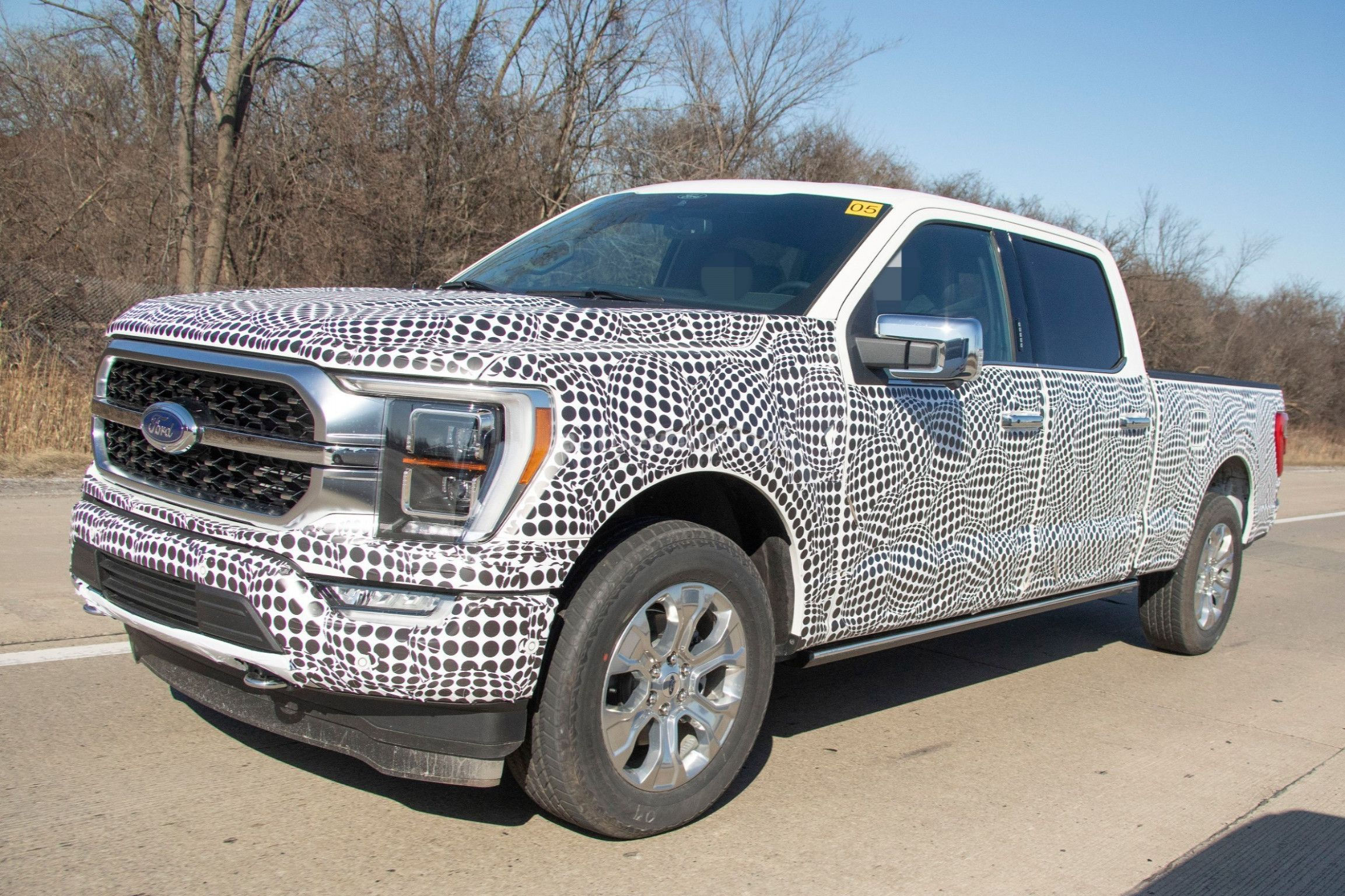 4 Ford F4 Diesel Rumored Announced New Model And Performance