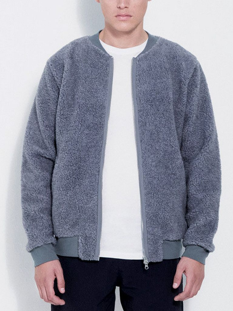New Arrivals: Rick Sweat Jacket by Soulland | Lightweight ...