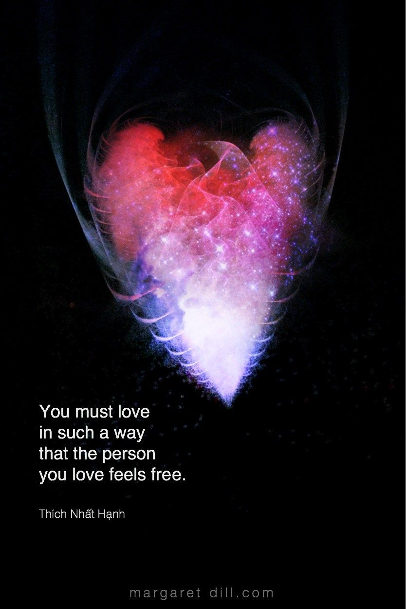 You must love, Thích Nhất Hạnh Quote - blogger of inspirational quotes & design for dreamers store