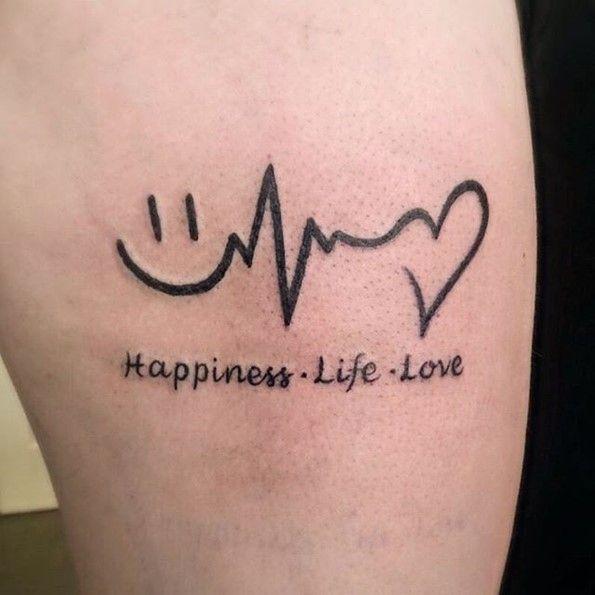 160+ Emotional Lifeline Tattoo That Will Speak Directly To