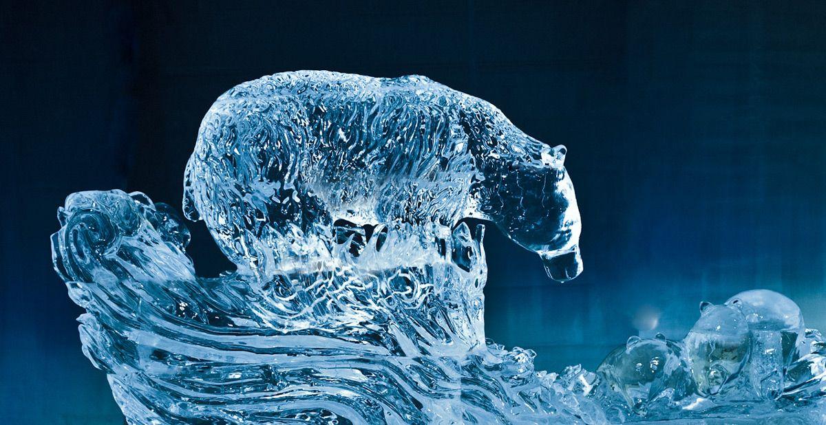 20 idées de Sculptures de glace   sculpture sur glace, sculptures de neige,  art de la glace