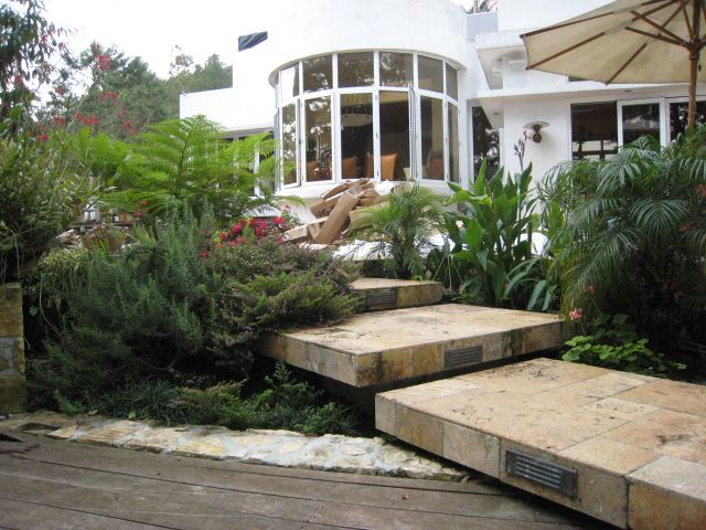 House in Kenscoff, Haiti