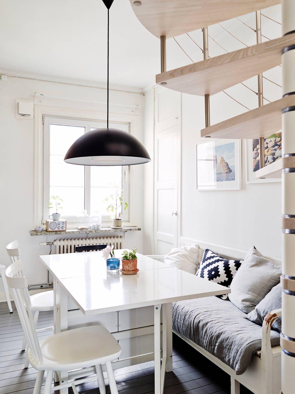 Storkgatan n stadshem apartment interiors pinterest