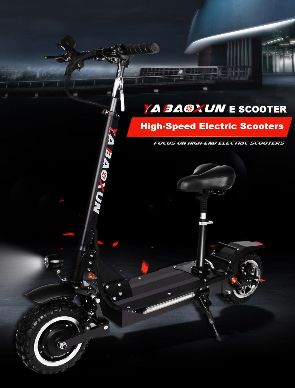 Check Discount Elctric Scooter 60v3200w Entrance Rear Dual Drive Off Road Electrical Scooter Ebike Most 80km H Folding Electrical Bicycle